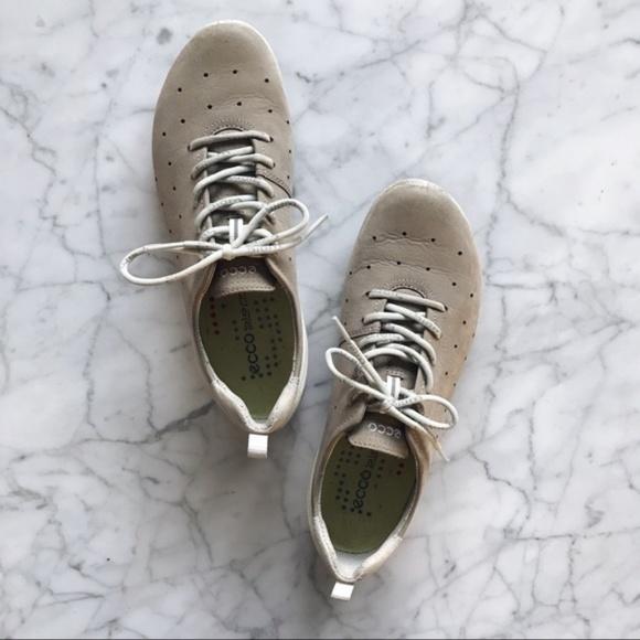 ajatuksia kenkäkauppa tavata ECCO Biom Lite 1.2 Tan Athletic Shoes - 37